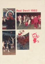 1982 Yearbook Prague High School