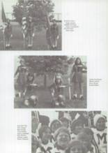 1976 Meyersdale Area High School Yearbook Page 18 & 19