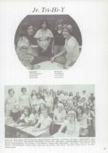 1976 Meyersdale Area High School Yearbook Page 40 & 41