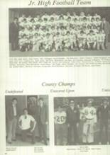 1976 Meyersdale Area High School Yearbook Page 68 & 69