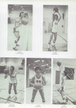 1976 Meyersdale Area High School Yearbook Page 74 & 75
