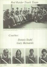 1976 Meyersdale Area High School Yearbook Page 82 & 83