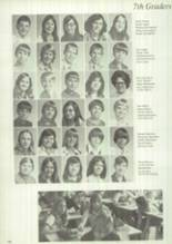 1976 Meyersdale Area High School Yearbook Page 112 & 113