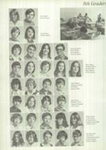 1976 Meyersdale Area High School Yearbook Page 116 & 117