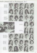 1976 Meyersdale Area High School Yearbook Page 120 & 121