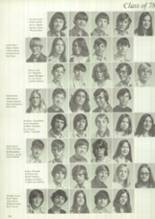 1976 Meyersdale Area High School Yearbook Page 122 & 123
