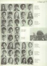 1976 Meyersdale Area High School Yearbook Page 128 & 129