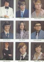 1976 Meyersdale Area High School Yearbook Page 132 & 133