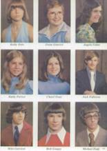 1976 Meyersdale Area High School Yearbook Page 134 & 135
