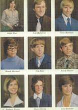 1976 Meyersdale Area High School Yearbook Page 136 & 137