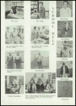 1976 Willow High School Yearbook Page 20 & 21