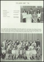 1976 Willow High School Yearbook Page 24 & 25