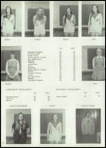 1976 Willow High School Yearbook Page 44 & 45