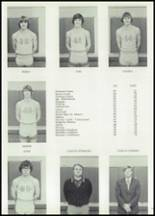 1976 Willow High School Yearbook Page 46 & 47