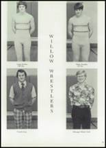 1976 Willow High School Yearbook Page 48 & 49