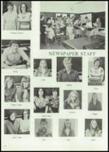1976 Willow High School Yearbook Page 58 & 59