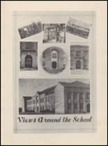 1936 Bowie High School Yearbook Page 10 & 11