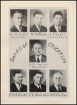 1936 Bowie High School Yearbook Page 12 & 13