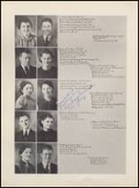 1936 Bowie High School Yearbook Page 20 & 21