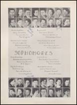 1936 Bowie High School Yearbook Page 32 & 33