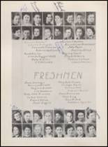1936 Bowie High School Yearbook Page 34 & 35
