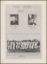 1936 Bowie High School Yearbook Page 44 & 45