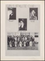 1936 Bowie High School Yearbook Page 46 & 47