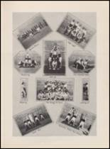 1936 Bowie High School Yearbook Page 54 & 55