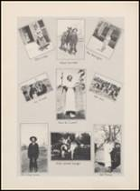 1936 Bowie High School Yearbook Page 56 & 57