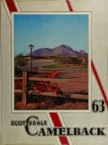1963 Yearbook Scottsdale High School
