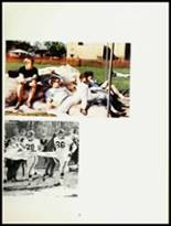 1969 Westfield High School Yearbook Page 16 & 17