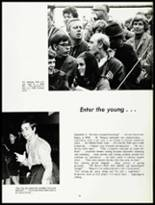 1969 Westfield High School Yearbook Page 22 & 23