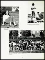 1969 Westfield High School Yearbook Page 26 & 27