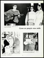 1969 Westfield High School Yearbook Page 34 & 35