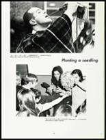 1969 Westfield High School Yearbook Page 36 & 37