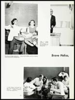1969 Westfield High School Yearbook Page 66 & 67