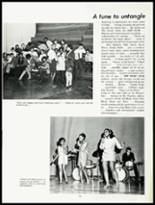 1969 Westfield High School Yearbook Page 84 & 85