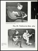 1969 Westfield High School Yearbook Page 86 & 87