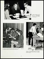 1969 Westfield High School Yearbook Page 98 & 99