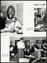 1969 Westfield High School Yearbook Page 100 & 101