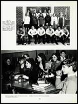 1969 Westfield High School Yearbook Page 110 & 111