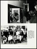 1969 Westfield High School Yearbook Page 114 & 115