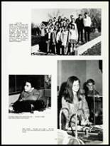1969 Westfield High School Yearbook Page 116 & 117