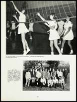 1969 Westfield High School Yearbook Page 128 & 129