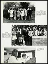 1969 Westfield High School Yearbook Page 134 & 135