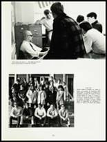1969 Westfield High School Yearbook Page 136 & 137