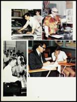1969 Westfield High School Yearbook Page 154 & 155