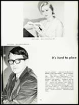 1969 Westfield High School Yearbook Page 166 & 167