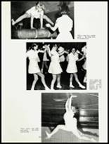 1969 Westfield High School Yearbook Page 232 & 233