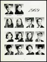 1969 Westfield High School Yearbook Page 238 & 239